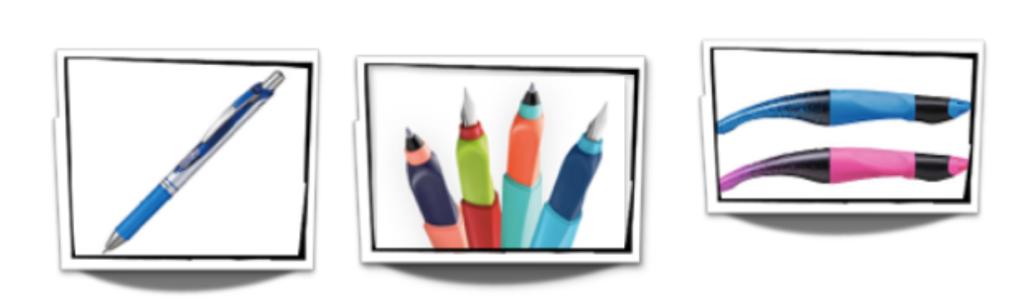 Choisir son crayon, son stylo: conseils de graphopédagogue